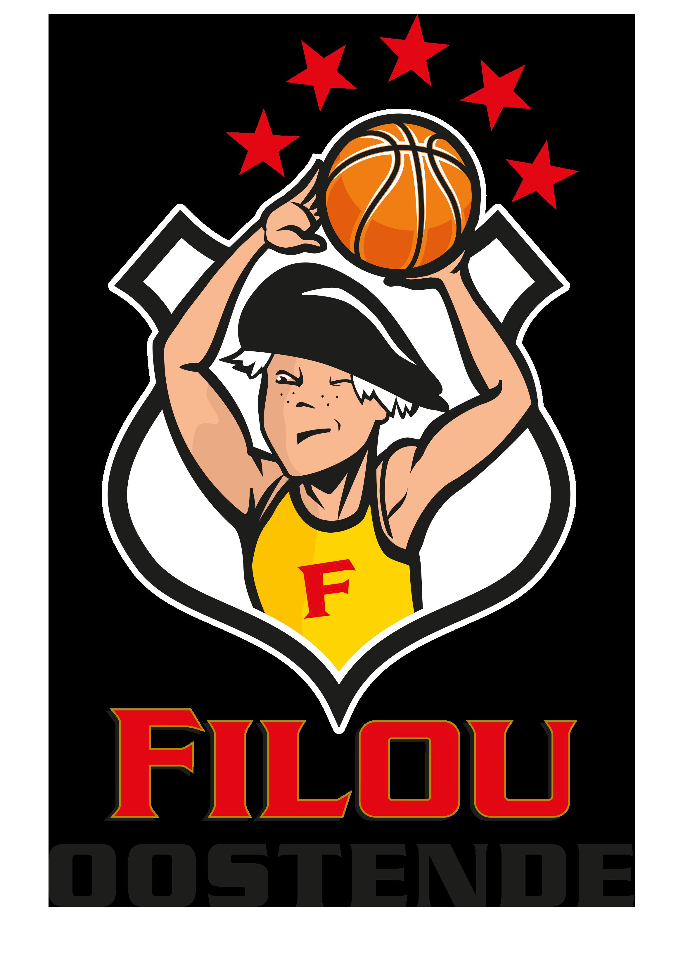 BCO Filou Oostende Nieuw Logo
